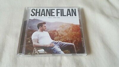 Shane Filan You And Me Cd Westlife Pop • 1.99£