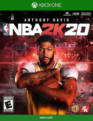 $ CDN40.80 • Buy NBA 2K20 For Xbox One [New Video Game] Xbox One