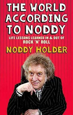 £12.10 • Buy The World According To Noddy By Noddy Holder Paperback NEW Book