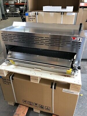 $989 • Buy 36  Commercial Infra Red Gas Salamander Broiler