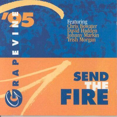Chris Bowater - Grapevine 95: Send The Fire - Chris Bowater CD DGVG The Cheap • 20.85£
