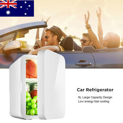AU49.48 • Buy Car Freezer 8L Mini Fridge Refrigerator Home Thermoelectric Fridge Cooler Warmer
