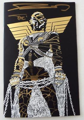 SDCC 2018 Exclusive XERXES Signed By FRANK MILLER & ALEX SINCLAIR Limited 1000 • 116.23£