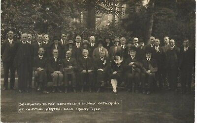 £16.50 • Buy Chipping Norton. Cotswold Sunday School Gathering 1928 By Percy Simms.