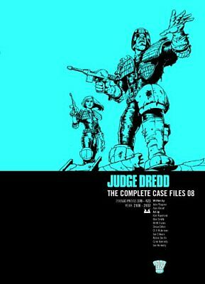 Judge Dredd: Complete Case Files V. 8 (Judge Dredd) By WAGNER, JOHN Paperback • 11.99£