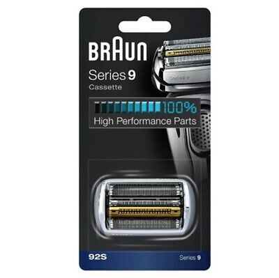 AU90.49 • Buy Braun 92S Silver Series 9 Replacement Head Electric Shaver Parts Silver_emga