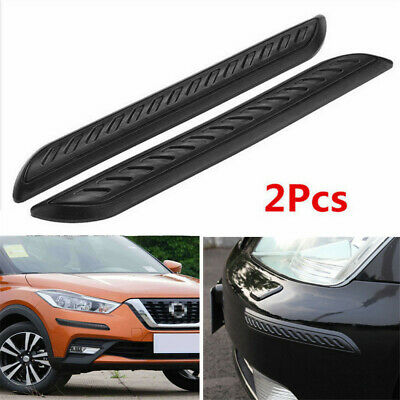 $22.89 • Buy Parts Accessories Car SUV Rubber Sticker Front Rear Guard Bumper Protector Trim