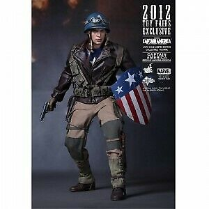 $ CDN811.48 • Buy Hot Toys [Movie Masterpiece]  Captain America / The First Avenger  1/6 Scale Fig