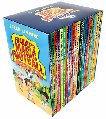 £21.46 • Buy Frank Lampard 20 Books Collection Set Frankie's Magic Football Top Of The League