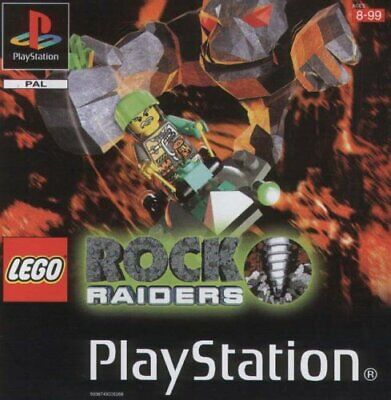 £5.29 • Buy Lego Rock Raiders - Game  T7VG The Cheap Fast Free Post