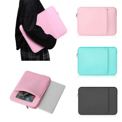 AU16.18 • Buy Notebook Laptop Bag Sleeve Case Cover For MacBook Air/Pro 11/13/14/15.6 Inch PC