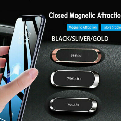 $2.27 • Buy Car Accessories Strip Shape Magnetic Car Phone Holder Stand For IPhone Cellphone