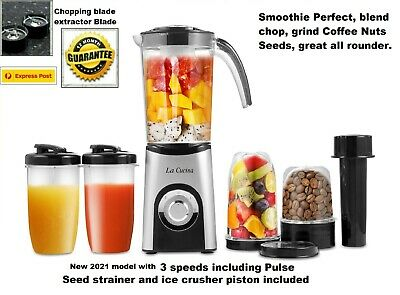 AU54.95 • Buy Fresh Nutri-Mixer Pro Many Functions Compatible Bullet Blender Food Extractor