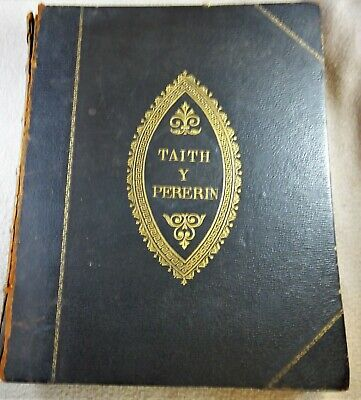 Taith Y Pererin John Bunyan Welsh Language Book William Mackenzie • 9.99£