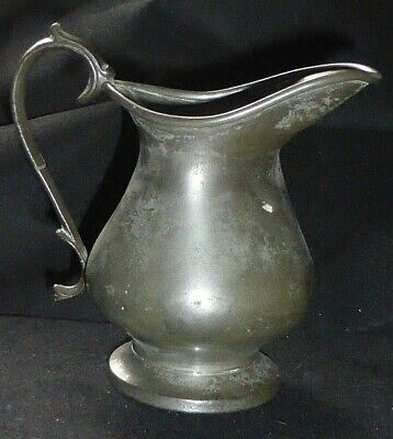 £20 • Buy Charming Antique Victorian Pewter Jug