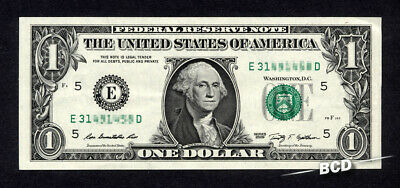 $2.93 • Buy ONE(1) Real ONE Dollar Bill UNCIRCULATED Consecutive Mint Cash Money Bank Note