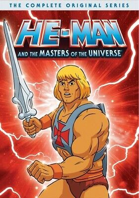 $62.97 • Buy He-Man & The Masters Of The Universe: The Complete Series (DVD,2009)