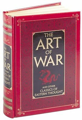*New Leatherbound* THE ART OF WAR & Other Classics Of Eastern Thought By Sun Tzu • 27.17£