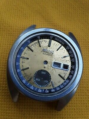 $ CDN62.20 • Buy Seiko 6139 6012 Case And Parts For Restoration, Japan.