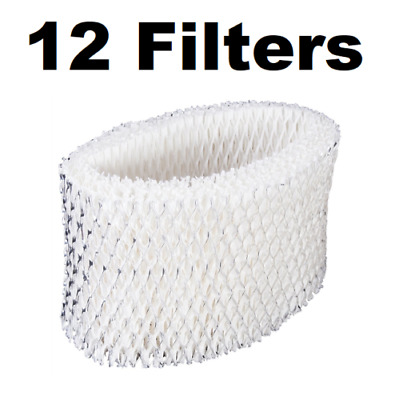 $ CDN60.72 • Buy H85 UH85P Wick Humidifier Filter Replacement For Holmes HWF62 - 12-Pack