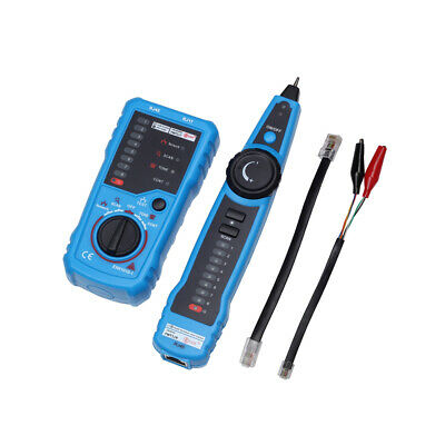 £16.98 • Buy Cable Finder Tone Generator Probe Tracker Wire Network Tester Tracker Kit M4N9