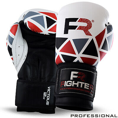 AU42.99 • Buy Professional Boxing Sparring Gloves MMA Punch Bag Mitt Fight Training Fighter