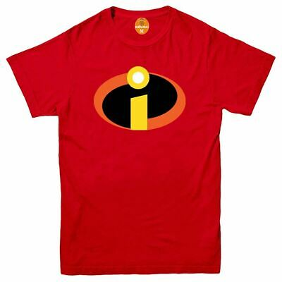 The Incredibles  Superhero T Shirt Disney Pixar Funny Joke  Unisex  Adults Kids • 6.89£