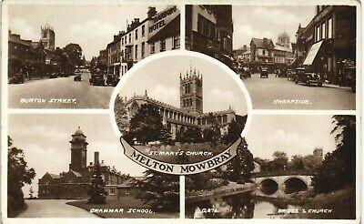 £8.50 • Buy Melton Mowbray. Multiview By Valentine's.