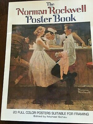 $ CDN9.08 • Buy 1976 Norman Rockwell Poster Book