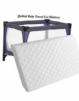 £19.69 • Buy Travel Cot Mattress 95 X 65 Extra Thick For Graco Redkite And Mamas And Papas