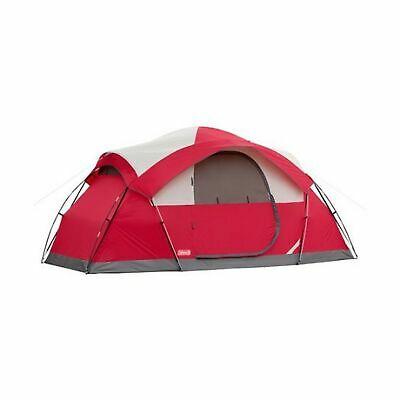 AU190.88 • Buy Coleman Cimmaron Modified Dome Tent 8 Person Outdoor Sleeping Shelter Camping
