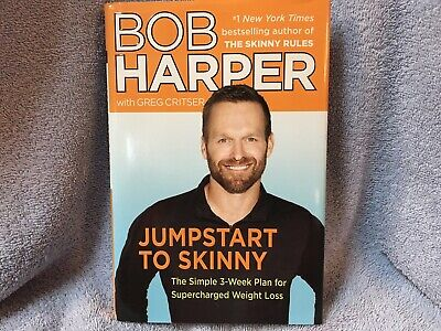 Skinny Rules: Jumpstart To Skinny : The Simple 3-Week Plan For Supercharged... • 5.79£
