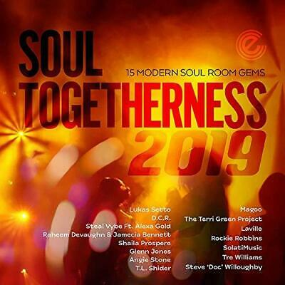 Soul Togetherness 2019 - Various Artists (NEW CD) • 12.99£
