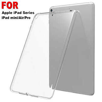 AU12.26 • Buy Tablet Transparent Case Cover Protector For IPad Mini/Air/Pro 9.7  10.2  10.5