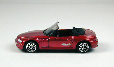 Matchbox BMW Z3 Red No Package • 2.95$