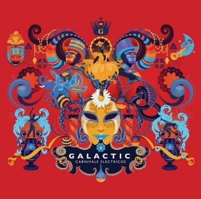 Galactic-carnivale Electricos-japan Cd F04 • 23.41£
