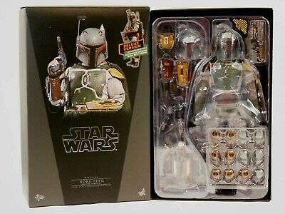 $332.49 • Buy Hot Toys Star Wars Boba Fett 1/6th Scale Mms 464 Deluxe Version
