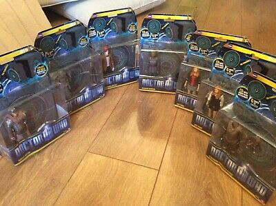 Dr Who Action Figure 6 Parts Of The Pandorica Plus Bonus Varriant Of Amy Pond • 120£