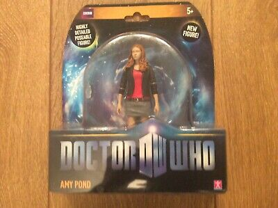 Dr Who Action Figure Amy Pond BNIB • 19.99£