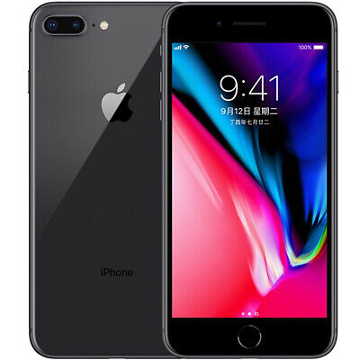 AU1154 • Buy Apple IPhone 8+ Plus 256 GB Unlocked Grey Silver Gold 1 Year Warannty Smartphone