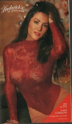 Frederick's Of Hollywood Vintage 1980's Lingerie Fashion Catalog 101419AME • 14.73$