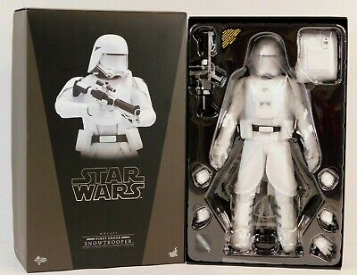 $142.49 • Buy Hot Toys Star Wars First Order Snowtrooper 1/6th Scale Mms 321 Force Awakens