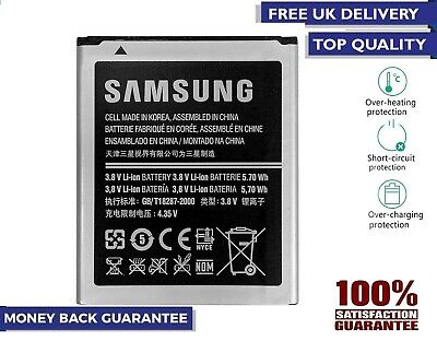 £5.99 • Buy New Replacement 4pin Battery For Samsung Galaxy S4 Mini B500ae 1900mah
