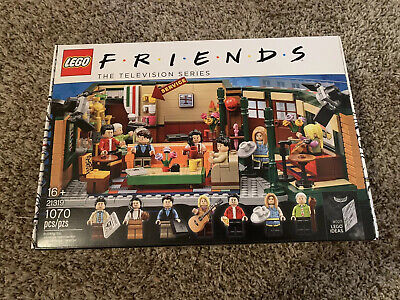 $89.97 • Buy Lego FRIENDS CENTRAL PERK CAFE IDEAS 25TH ANNIVERSARY Set #21319 NEW IN BOX