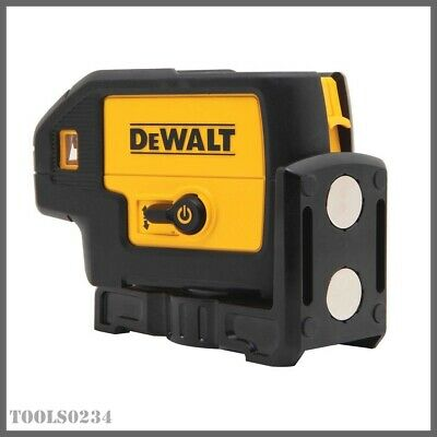 $224.99 • Buy DeWalt DW085K 5-Beam Laser Pointer - 100 Ft Red Self-Leveling Laser