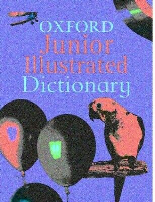 Oxford Junior Illustrated Dictionary By Dignen, Sheila Hardback Book The Cheap • 5.49£