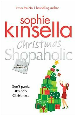 Christmas Shopaholic By Kinsella, Sophie Book The Cheap Fast Free Post • 4.99£