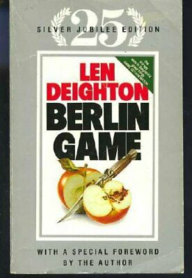 £3.99 • Buy Berlin Game By Deighton, Len Paperback Book The Cheap Fast Free Post