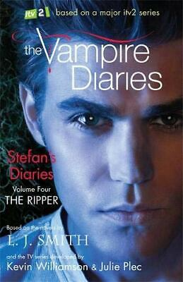 The Ripper: Book 4 (The Vampire Diaries: Stefan's Diaries) By Smith, L.J. Book • 5.99£