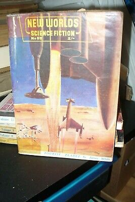 NEW WORLDS SCIENCE FICTION LARGE RUN No.21 To 141 [120 ISSUES] ONLY ONE MISSING • 330£